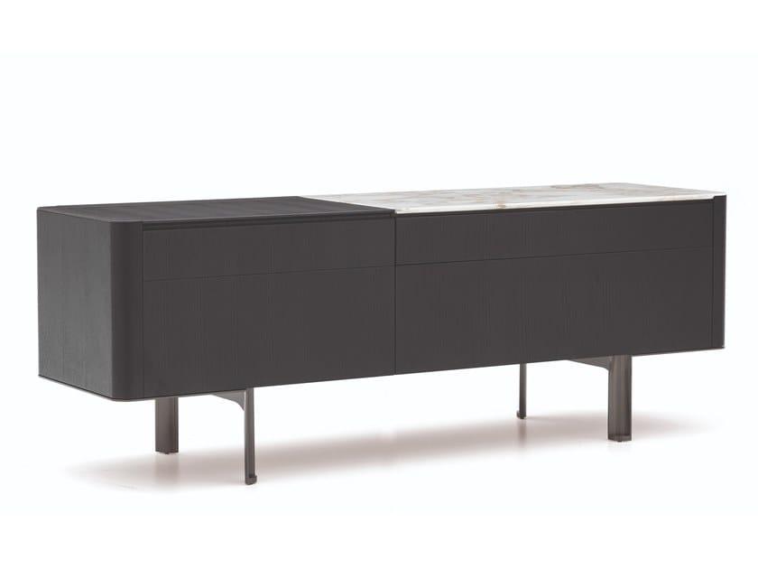 Bar cabinet LOU | Bar cabinet by Minotti