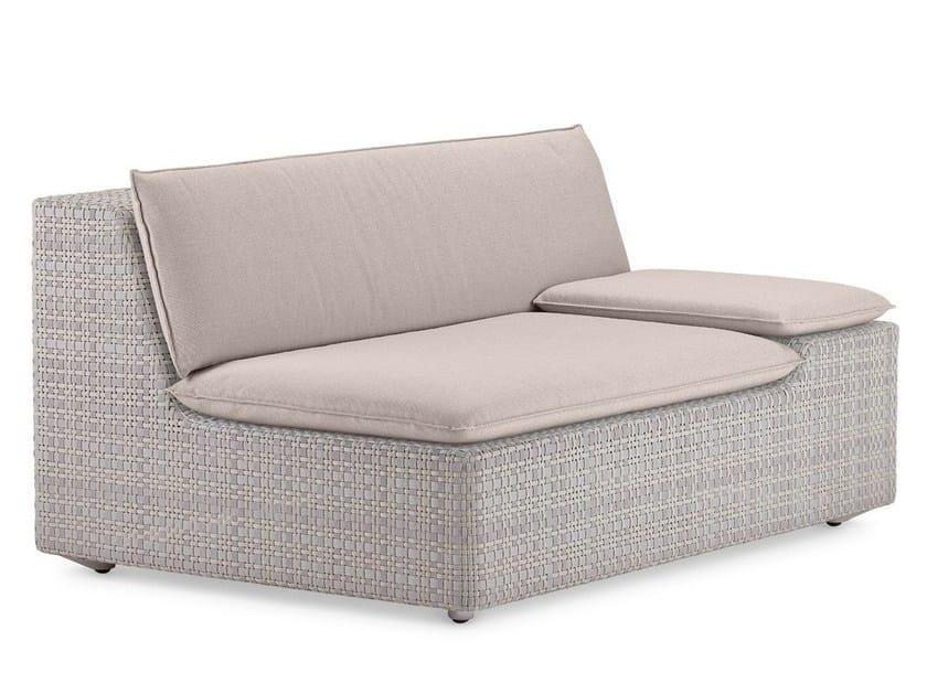 Modular sofa LOU | Modular sofa by Dedon
