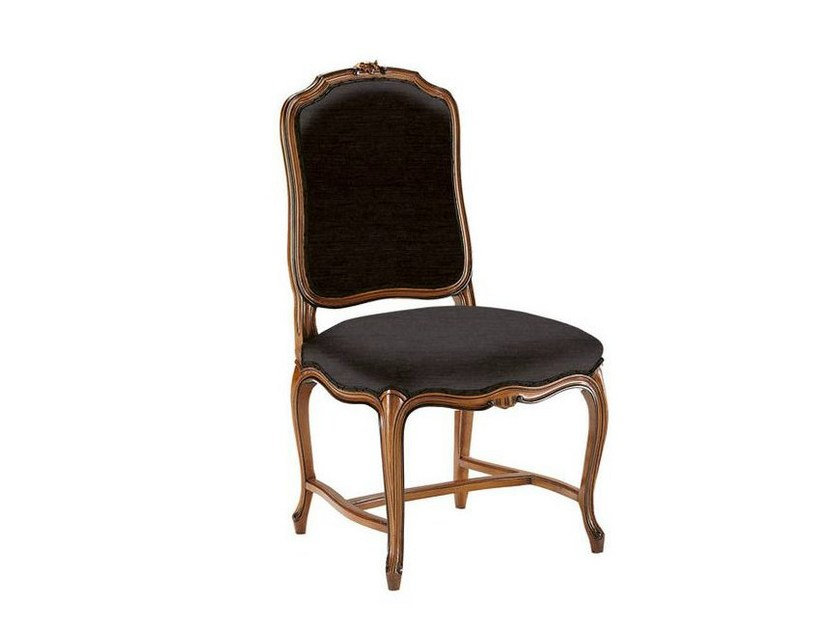 Upholstered chair LOUIS XV | Chair by SELVA