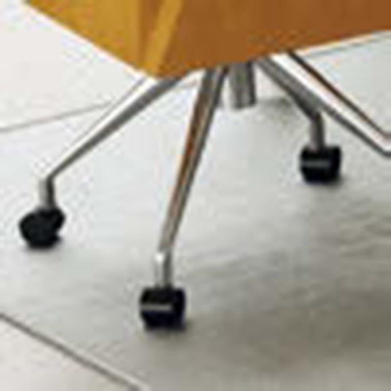 LOUNGE Poltrona - Particolare base con ruote