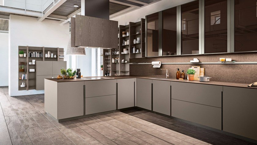 Fitted Kitchen LOUNGE | Kitchen By Composit