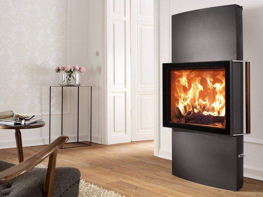 Wood-burning stove LOUNGE / LOUNGE XTRA by Austroflamm