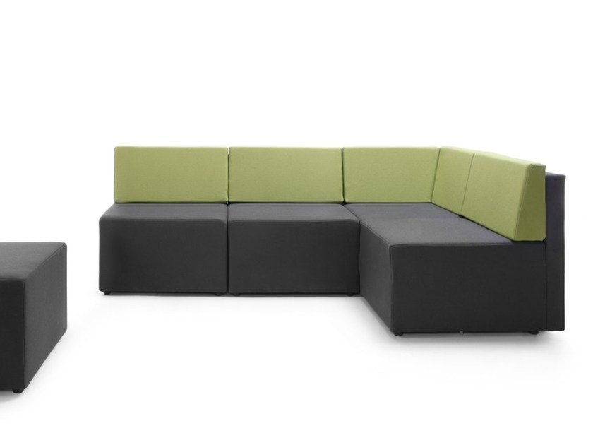 Sectional sofa LOUNGE by MDD