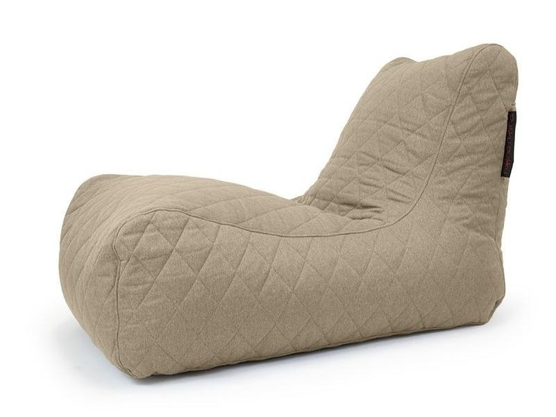 Bean bag with removable cover LOUNGE QUILTED NORDIC by Pusku pusku