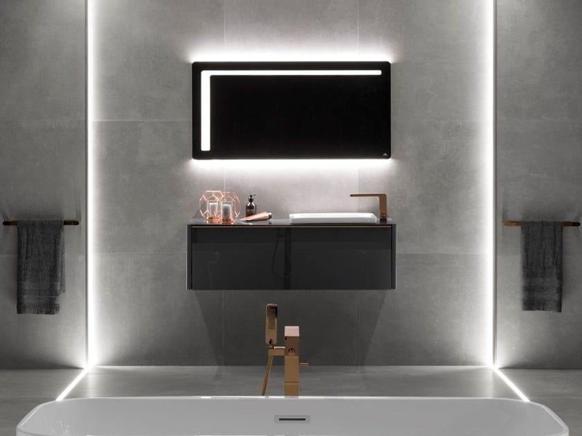LOUNGE | Mobile lavabo sospeso