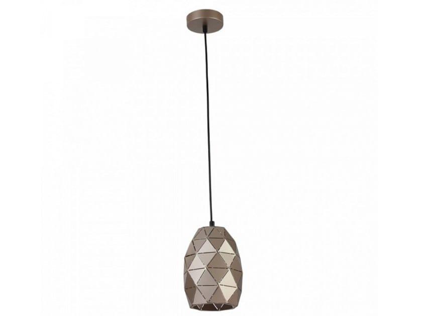 Metal pendant lamp LOUVRE by MAYTONI