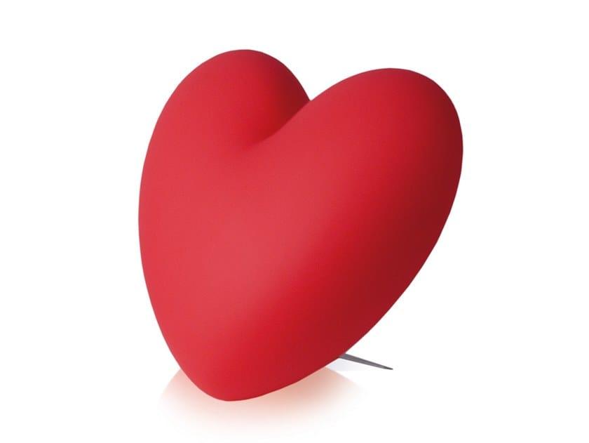 Love Lampada Da Tavolo Collezione Love By Slide Design Stefano Giovannoni
