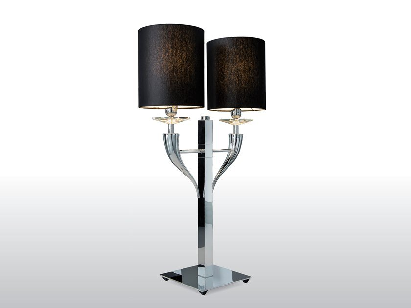 Metal table lamp LOVING ARMS T2 by ILFARI