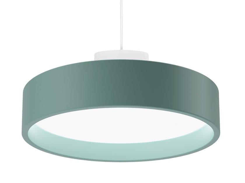 LED pendant lamp LP CIRCLE | Pendant lamp by Louis Poulsen