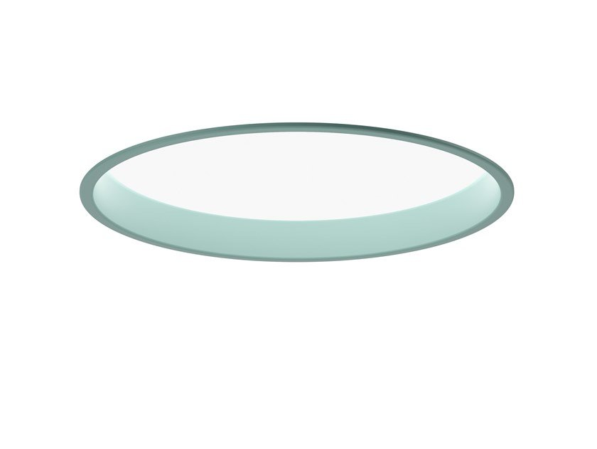 LED recessed ceiling lamp LP CIRCLE | Recessed ceiling lamp by Louis Poulsen