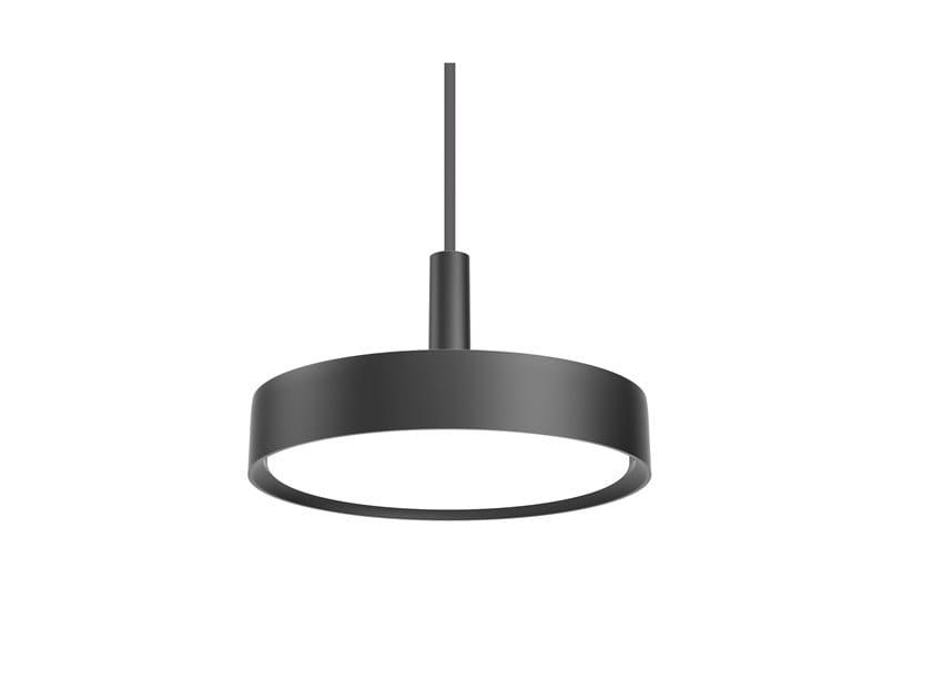 LED pendant lamp LP SLIM ROUND | Pendant lamp by Louis Poulsen