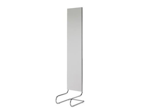 Freestanding rectangular mirror LR30 | Freestanding mirror by Matrix International