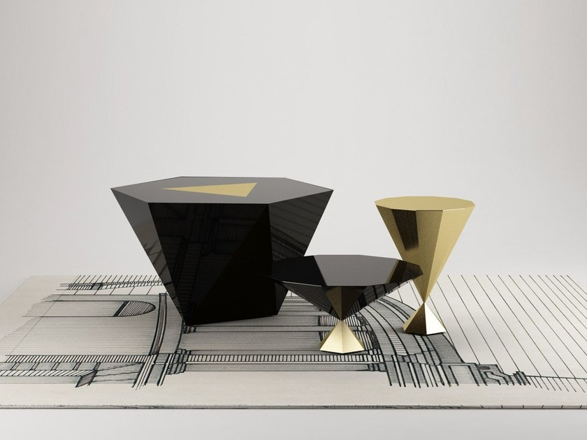 Coffee table LS by Paolo Castelli