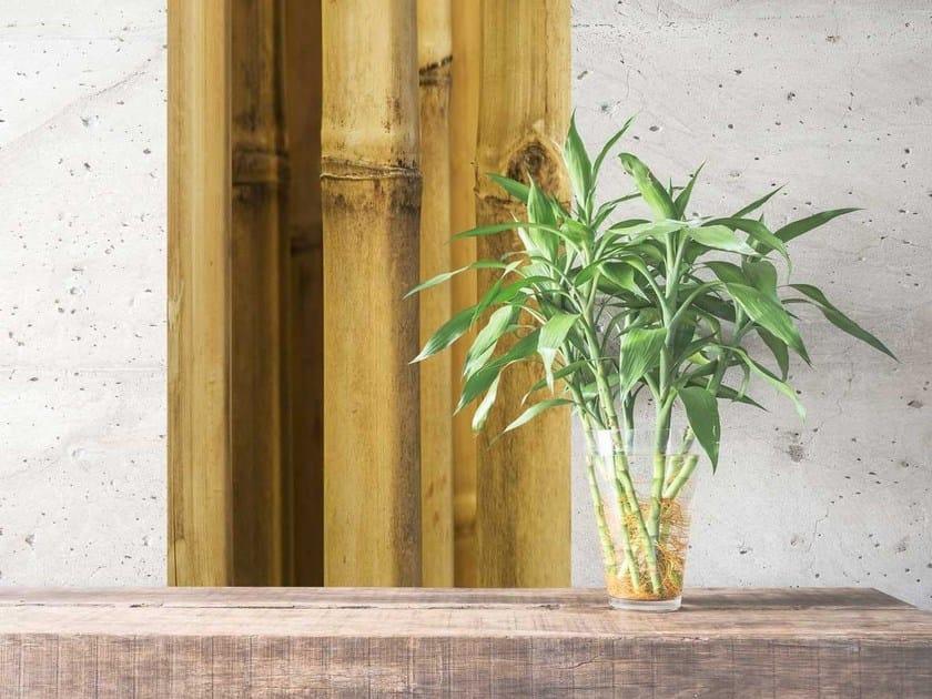 Motif non-woven paper wallpaper LU0015 by LGD01