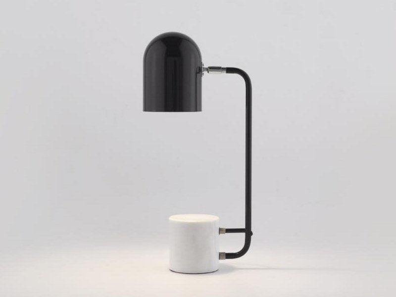 Desk lamp with fixed arm LUCA | Desk lamp by Aromas del Campo