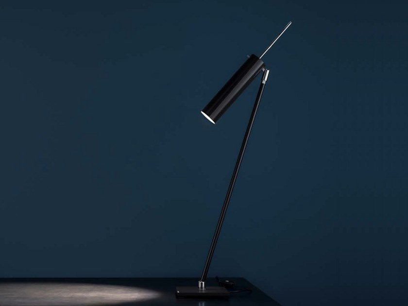 LED adjustable table lamp LUCENERA 500 by Catellani & Smith