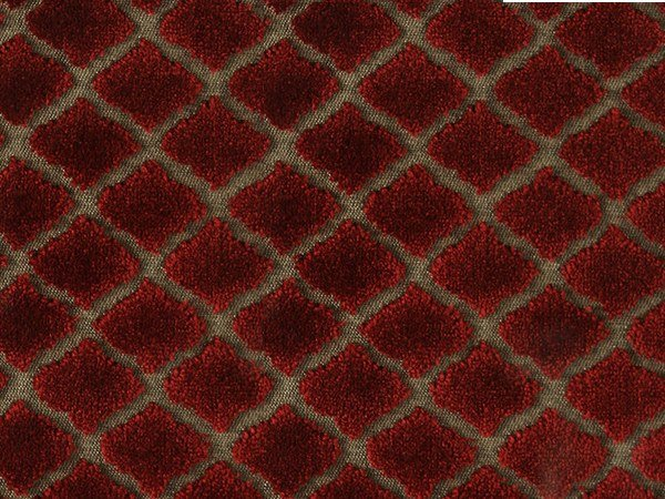 Fire retardant fabric LUCI A SAN SIRO ARABESQUE by ABITEX
