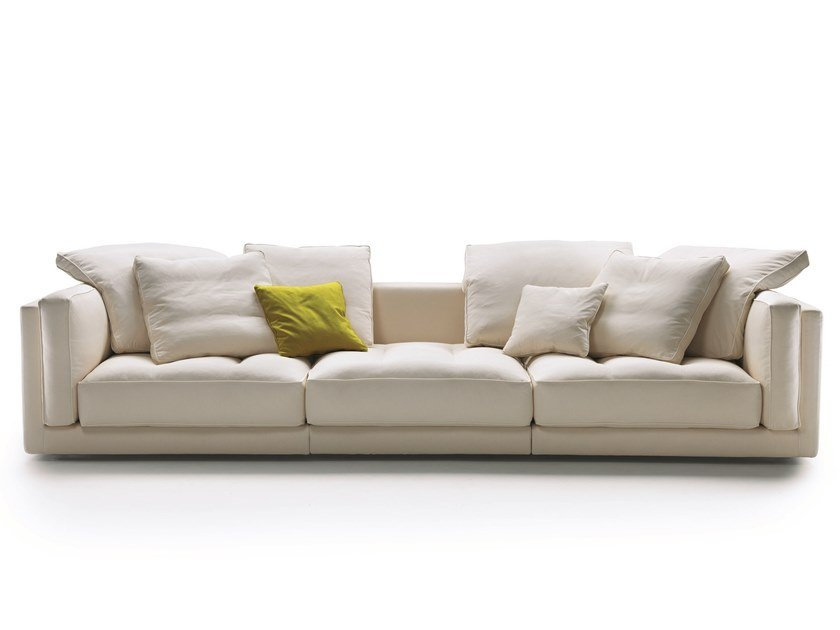 Sectional sofa LUCIEN | Sofa by Mood by Flexform
