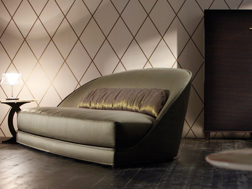 Fabric sofa with removable cover LUCILLE | Sofa by OPERA CONTEMPORARY
