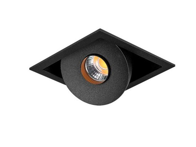 LED adjustable recessed aluminium spotlight LUCY C by LED BCN