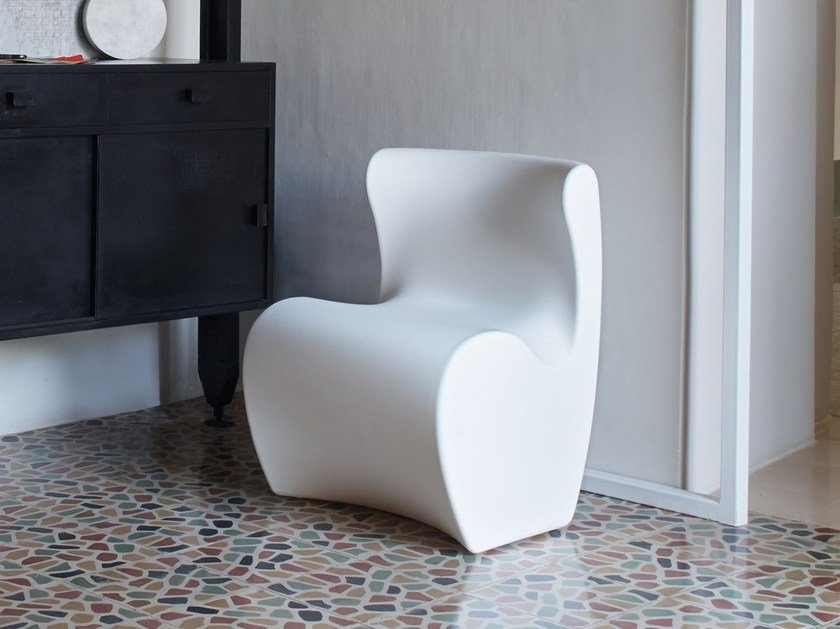 Modular Poleasy® easy chair LUCY by Myyour