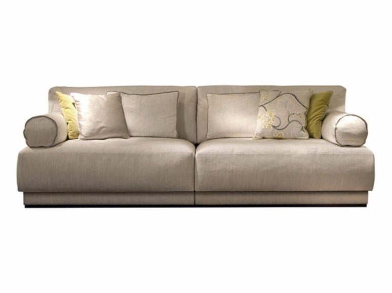 Fabric sofa LUDO by SOFTHOUSE