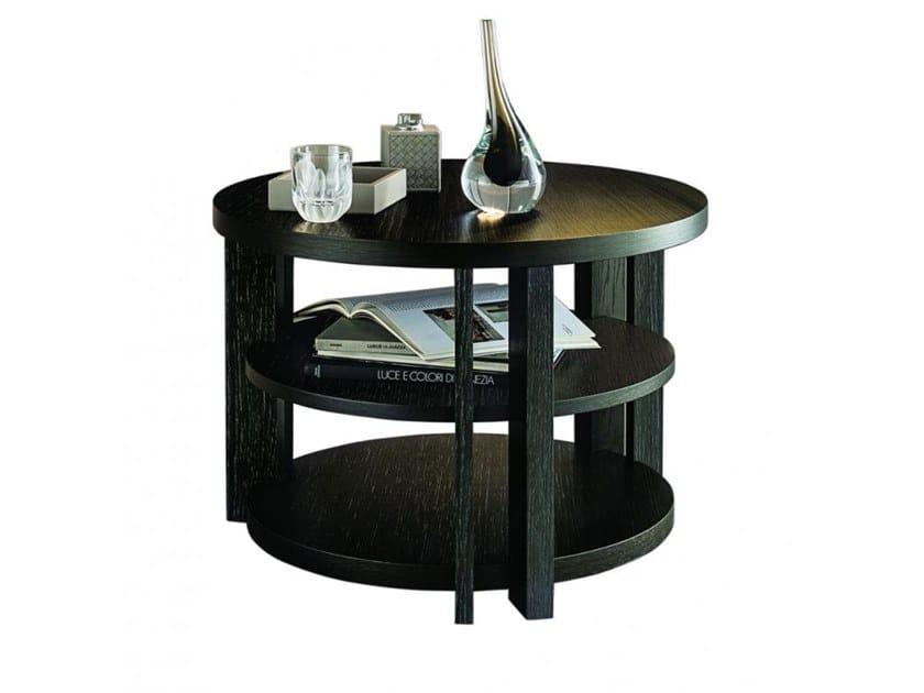 Round coffee table LUGANO by Casamilano
