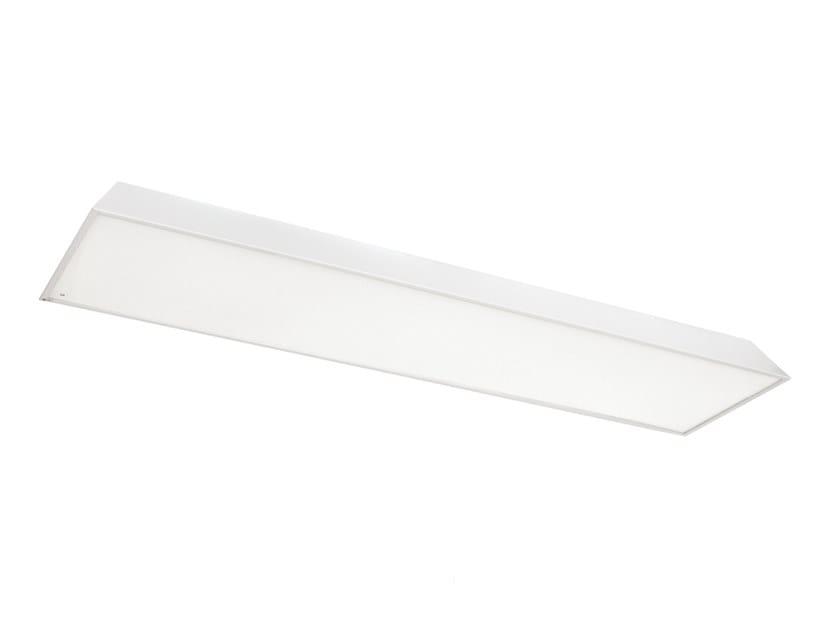 LED recessed ceiling lamp LUGCLASSIC LONG LB LED P/T by LUG Light Factory