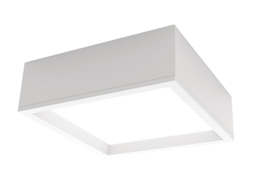 LED ceiling lamp LUGCLASSIC SQUARE LED N/T by LUG Light Factory