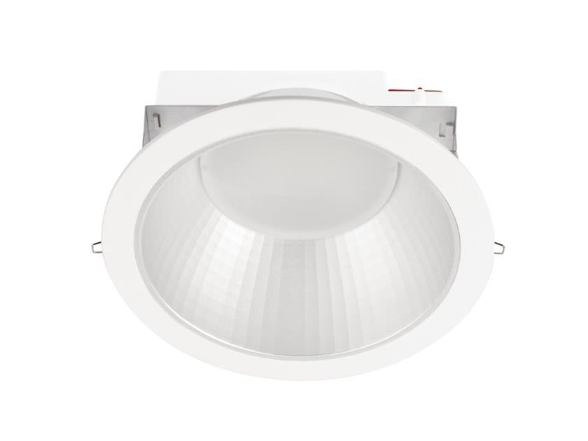 LED round spotlight for false ceiling LUGSTAR LB LED GEN.2 P/T by LUG Light Factory