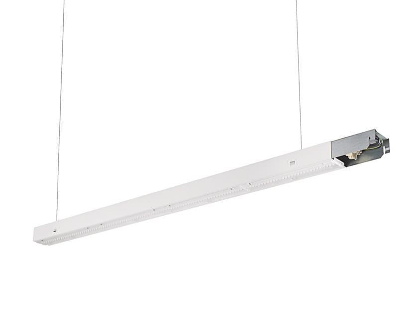 LED pendant lamp LUGTRACK LENS LED by LUG Light Factory
