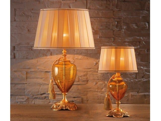 Table lamp LUIGI XV LG1 LP1 by Euroluce Lampadari
