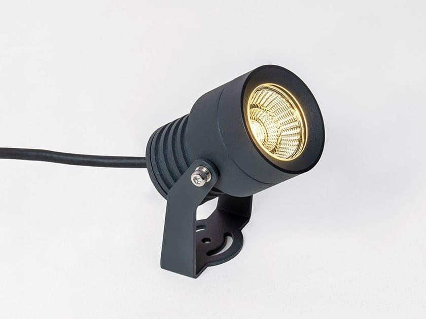 Proiettore per esterno a LED orientabile LUK S by HER