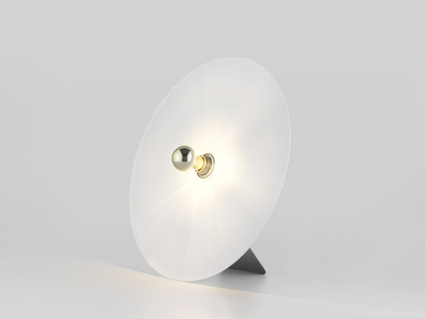 Metal table lamp LULU | Table lamp by Aromas del Campo