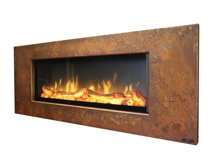 Electric fireplace LUM 1500 by GlammFire