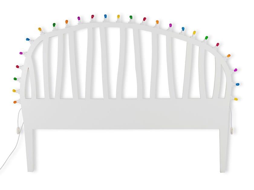 Testiere Per Letto Matrimoniale.Luminaire Testiera Collezione Luminaire By Seletti Design