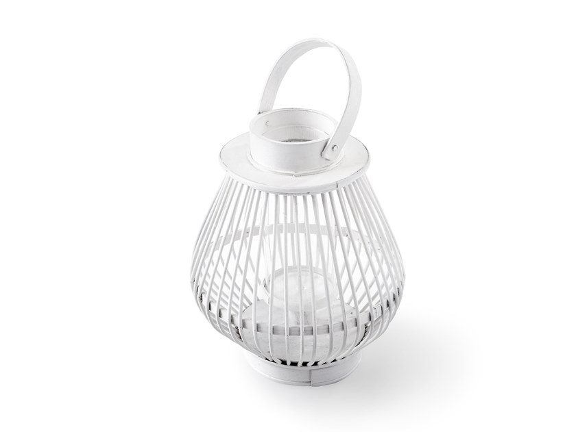Bamboo lantern LUMPUR by Fill