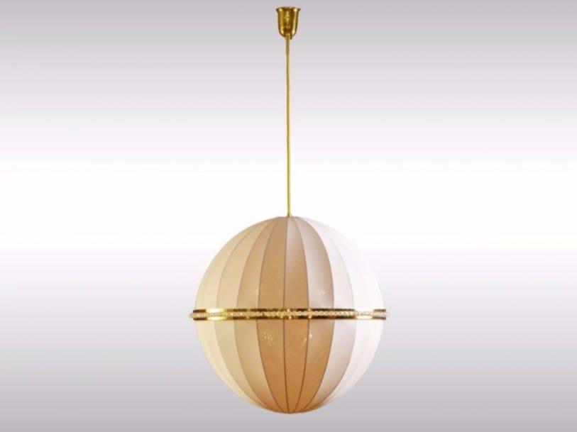 Classic style pendant lamp LUNA 55 by Woka Lamps Vienna