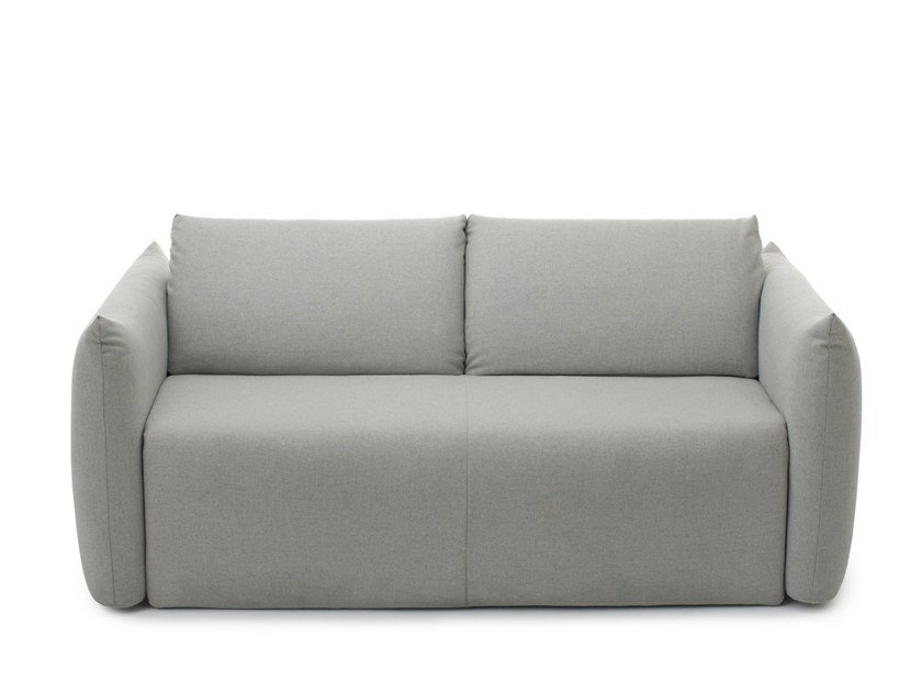 2 seater fabric sofa bed LUNA | Sofa bed by Extraform