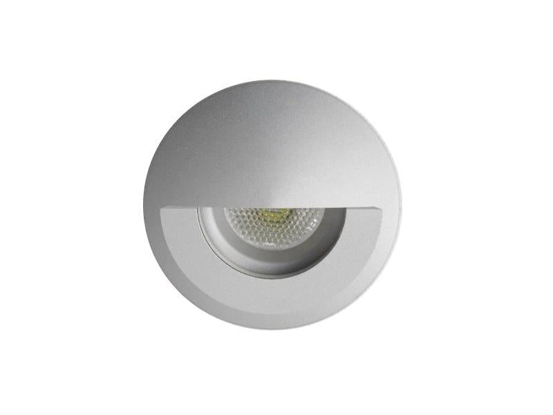 LED Anodized aluminium steplight LUNA by ENGI