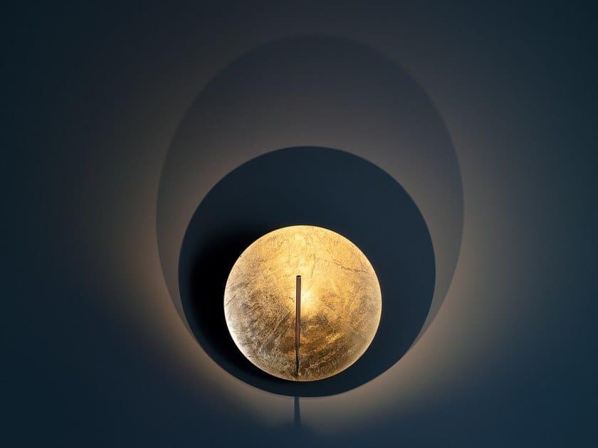 LED wall light LUNA W by Catellani & Smith