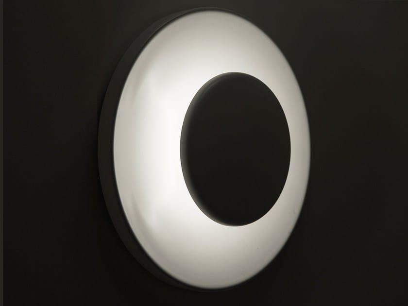 LED wall lamp LUNANERA by Martinelli Luce