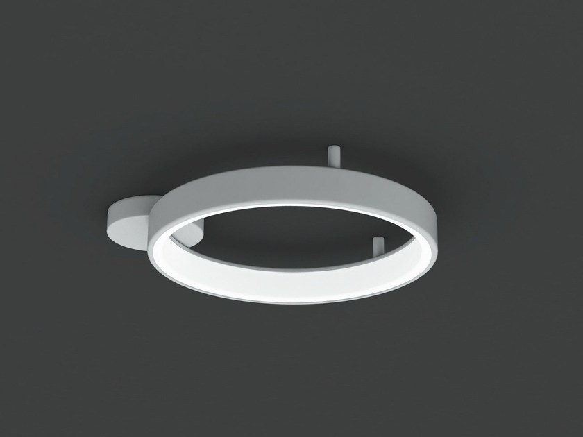 LED ceiling lamp LUNAOP | Ceiling lamp by Martinelli Luce