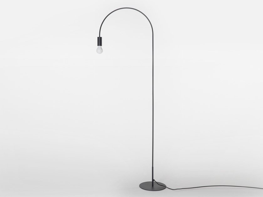 Iron arc lamp with dimmer LUNATICA | Arc lamp by STIP