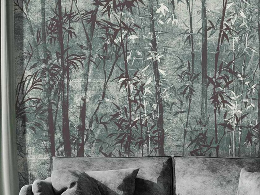 Papel de parede ecológico de tecido não tecido LUST by Wallpepper Group
