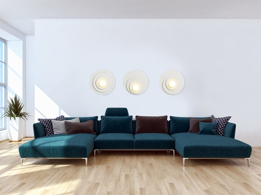 Wall light LUXOR 190/74 by Gibas