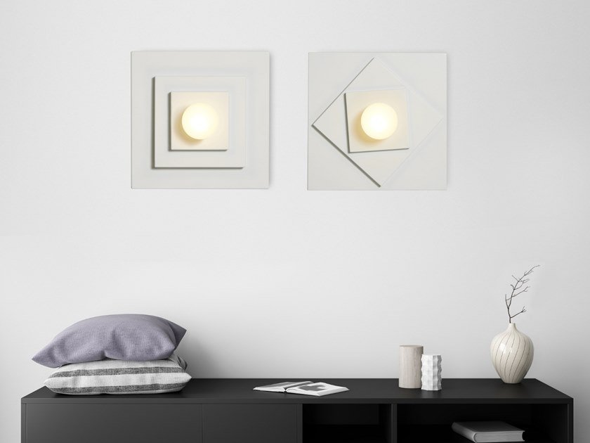 Wall light LUXOR 190/76 by Gibas