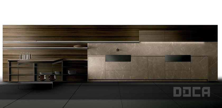 integral lineal LUXURY STONE ZOE NATUR By Doca
