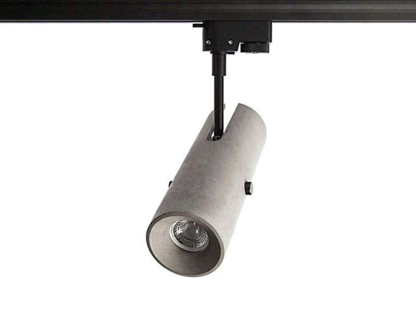Faretto a LED in calcestruzzo LV | Faretto by Bentu Design