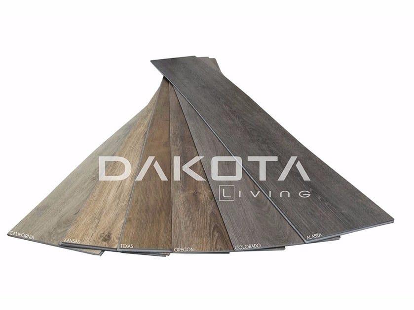 LVT flooring with wood effect LVT flooring by Dakota